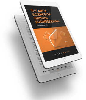 The Art & Science of Writing Business Email