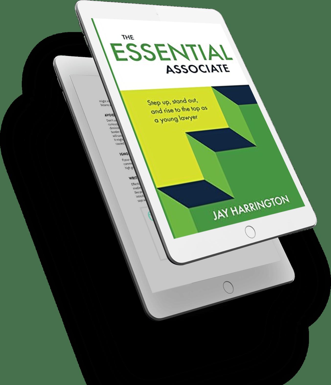 Essential Associate Cover-3D