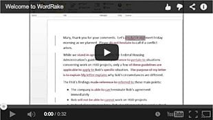 See how WordRake software saves time editing