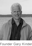 Founder Gary Kinder