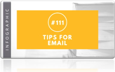 111 - tips for email