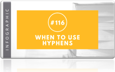 116 when to use hyphens