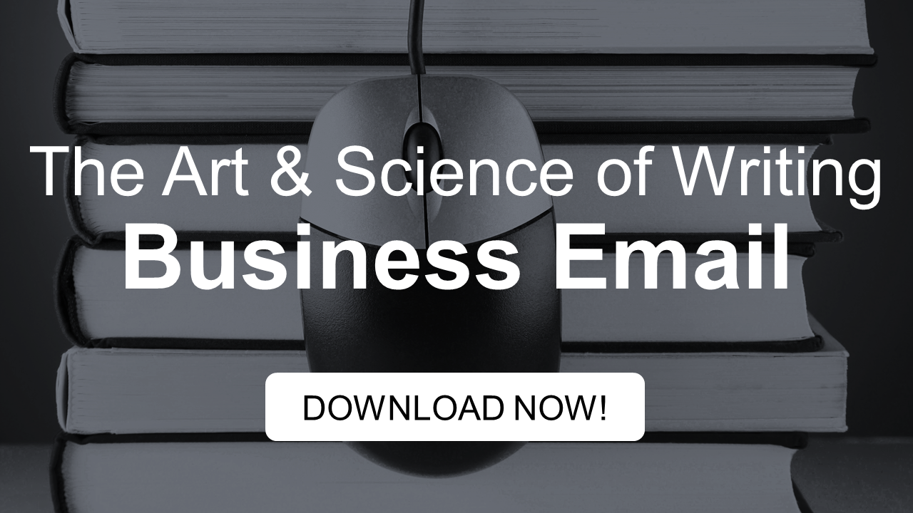 Business email ebook lead magnet