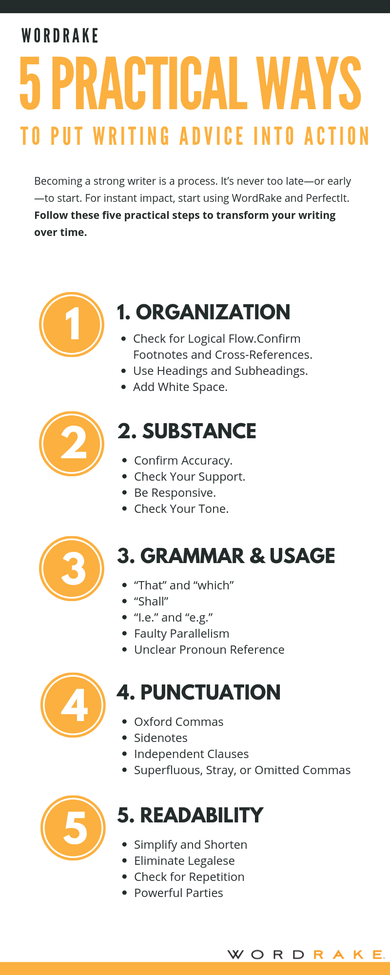 Checklist_5 Practical Ways to Put Writing Advice Into Action (Long)