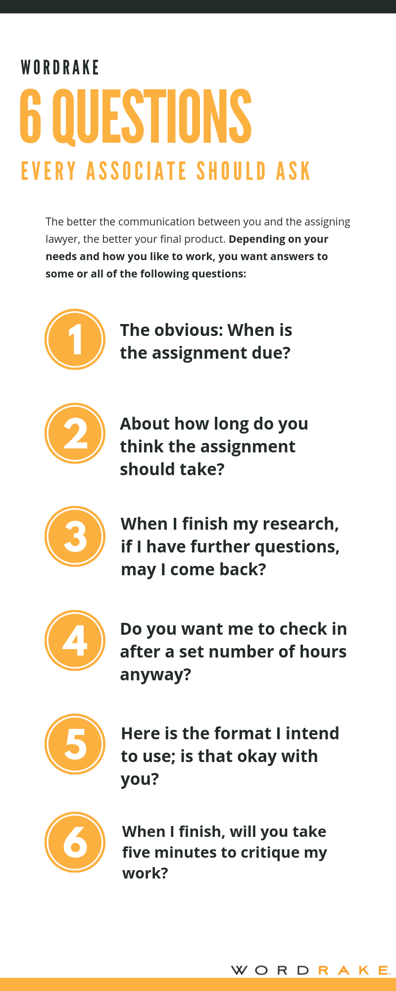 Checklist_6 Questions Every Associate Should Ask (Long)