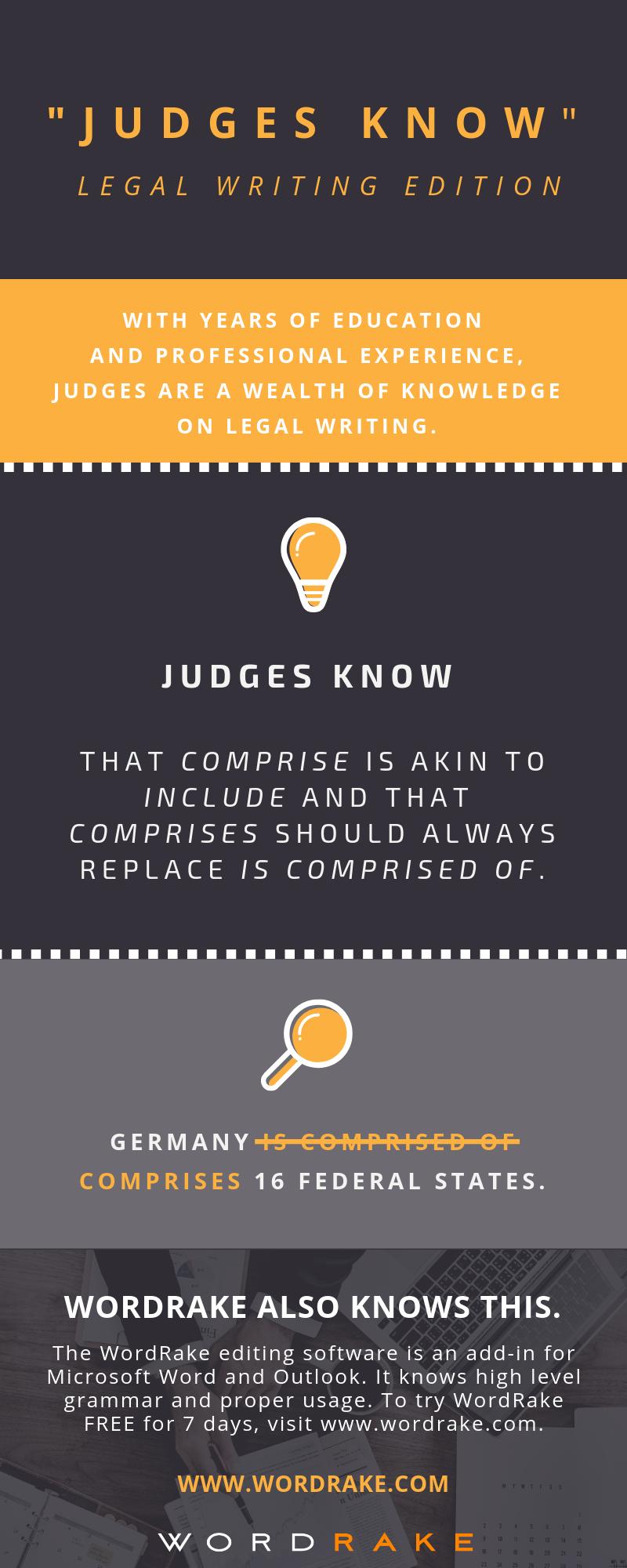 Judges Know 2 - Comprise (Long)