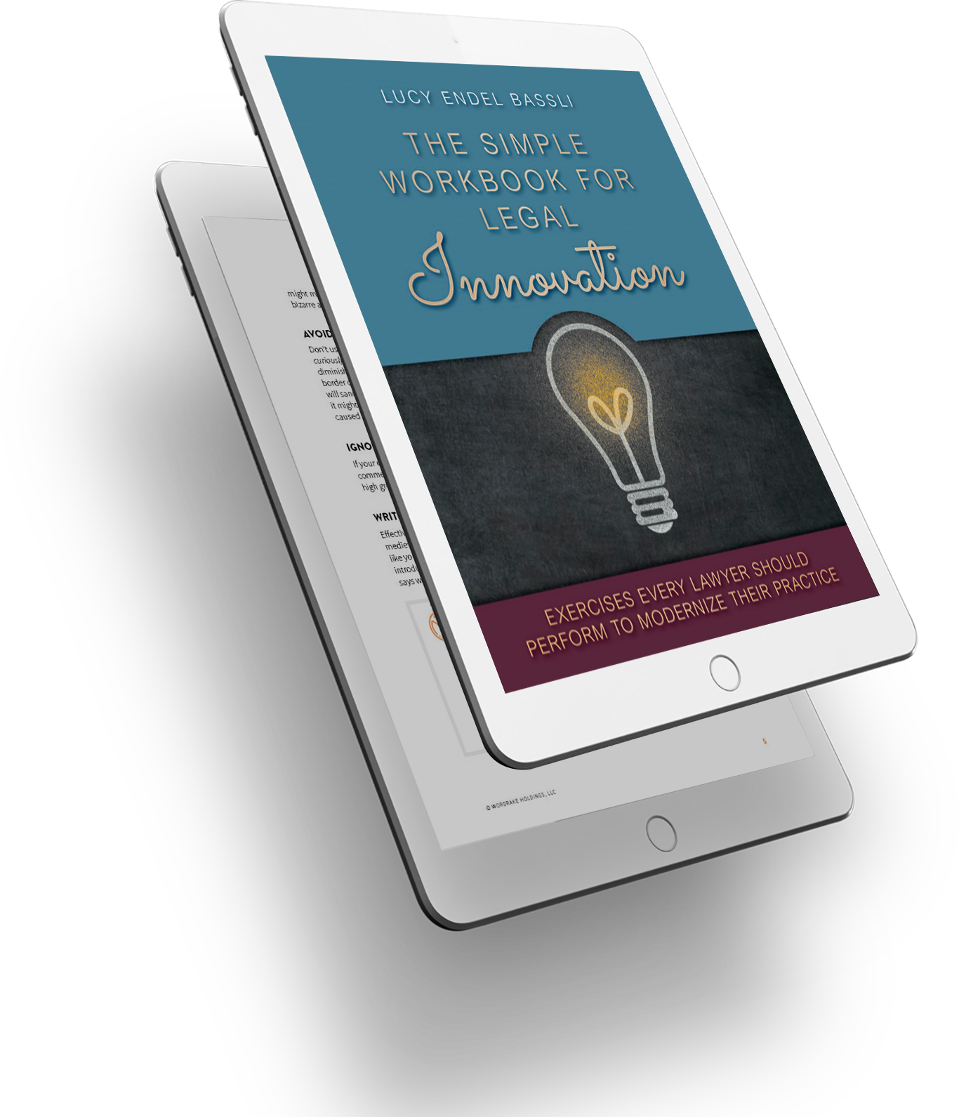 The Simple Workbook for Legal Innovation